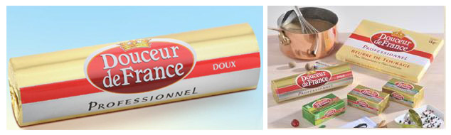 French butter brands
